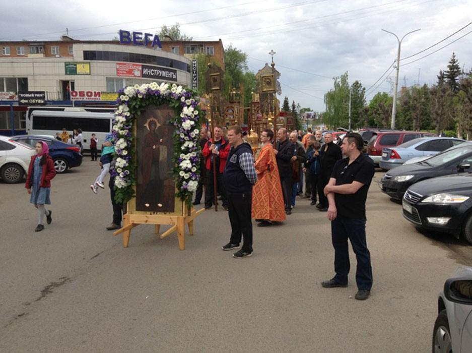 Крестный ход, май 2014 12