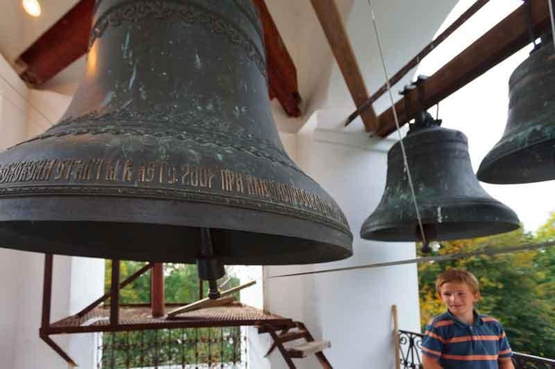 Поездка в Ново-Иерусалимский монастырь