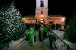 Крестный ход. Рождественская ночь