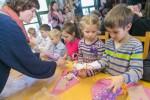 Открытый урок в воскресной школе 28.03.2016