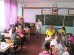 Каникулы в Чашниковской СОШ