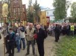 Крестный ход, май 2014 6