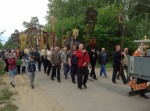 Крестный ход, май 2014 8
