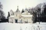 Храм свт Алексия. 1993 год