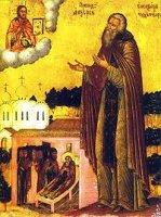 Елеазар Анзерский, преподобный