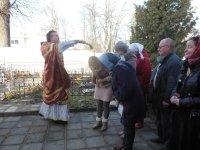 Престольный праздник в Алексиевском храме