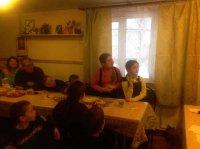 В гостях у воскресной школы Серафимовского храма пос. Алабушево
