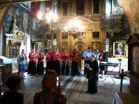 Хоровой концерт в Середниково