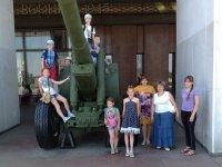 Экскурсия в музей Великой Отечественной Войны