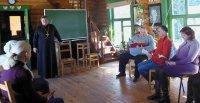 Воскресная школа Алексиевского храма д. Середниково
