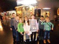 Поездка в Музей космонавтики