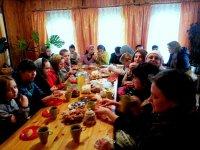 Гости из православной гимназии