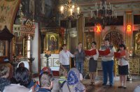 Концерт хора Алексиевского храма