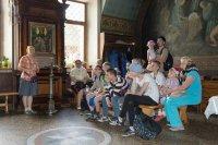Экскурсия для воскресной школы из Алабушева