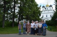 Поездка в Иосифо-Волоцкий монастырь