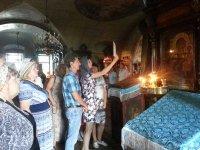 Престольный праздник в храме Середниково