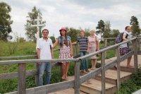Поездка в Ново-Иерусалимский монастырь и село Рождествено