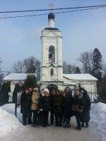 Встреча-экскурсия с паломниками из Черноголовки