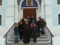 Поездка в Спасо-Влахернский женский монастырь