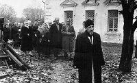 Настоятель Алексиевского храма в Середниково (1958 — 1966) протоиерей Василий Евгеньевич Беляев
