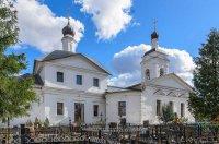 Церковь Алексия митрополита в селе Середниково