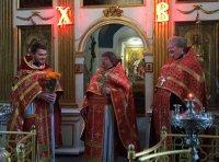 Десятилетие хиротонии отца Кирилла