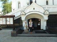 Поездка в Борисоглебский Аносин женский монастырь