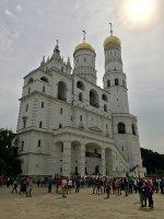 День памяти равноапостольного князя Владимира в Успенском соборе Московского Кремля
