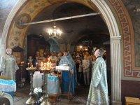 Праздничный молебен на начало учебного года