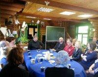 Встреча приходского Семейного клуба