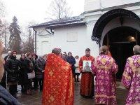 Престольный праздник в честь св. великомученицы Параскевы