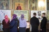 Богослужение в День памяти новомучеников и исповедников Солнечногорских