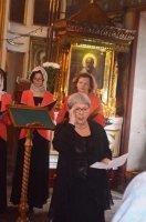 Хоровой концерт в праздник Рождества Христова