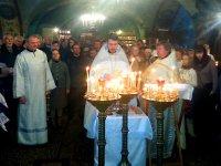 В дни празднования Святого Богоявления
