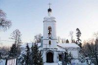 Соборное богослужение в Середниково