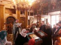 Напутственное слово митрополита Крутицкого и Коломенского Ювеналия