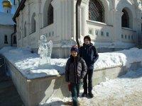 Экскурсия в Зачатьевский монастырь
