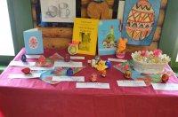 Пасхальная выставка в Середниково