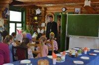 Пасхальный праздник в Середниково