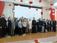 """Выставка """"1917-2017: уроки столетия """" в Савельевской школе"""