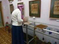 Выставка «Библия для народа» в библиотеке Фирсановки