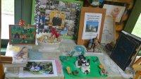 Выставка творческих работ «Подарок храму»