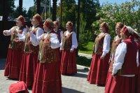 Празднование 325-летия Алексиевского храма д. Середниково