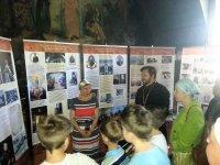 Экскурсия казаков в Середниково
