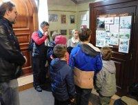 Экскурсия учеников воскресной школы Благовещенского храма