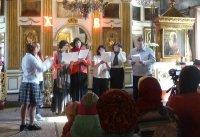 Пасхальный концерт в Алексиевском храме