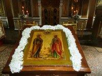 День славных и всехвальных первоверховных апостолов Петра и Павла