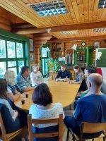 Круглый стол в Середниково
