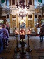 Престольный праздник Смоленской иконы Божией Матери