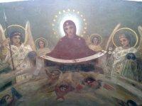 Праздник Покрова Пресвятой Богородицы в Середниково